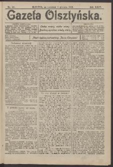 Gazeta Olsztyńska, 1909, nr 145