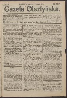 Gazeta Olsztyńska, 1909, nr 151
