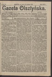 Gazeta Olsztyńska, 1909, nr 153