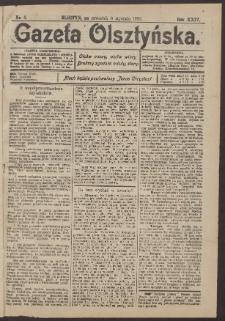 Gazeta Olsztyńska, 1910, nr 3