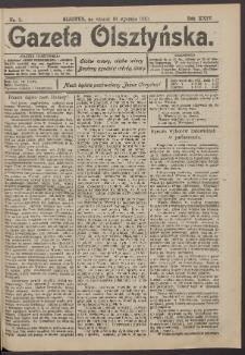 Gazeta Olsztyńska, 1910, nr 8