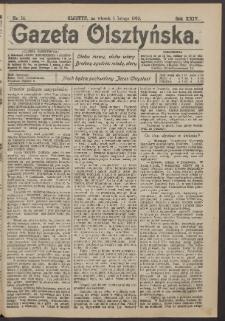 Gazeta Olsztyńska, 1910, nr 14
