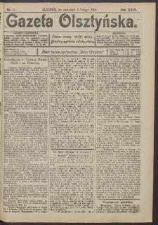 Gazeta Olsztyńska, 1910, nr 15