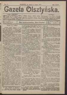 Gazeta Olsztyńska, 1910, nr 17