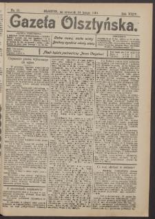 Gazeta Olsztyńska, 1910, nr 18