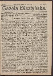 Gazeta Olsztyńska, 1910, nr 20