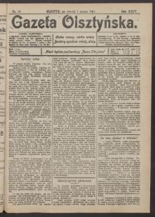 Gazeta Olsztyńska, 1910, nr 26