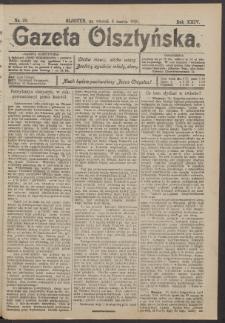 Gazeta Olsztyńska, 1910, nr 29