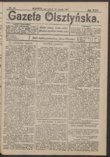 Gazeta Olsztyńska, 1910, nr 32