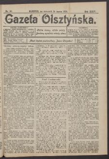 Gazeta Olsztyńska, 1910, nr 36