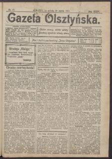 Gazeta Olsztyńska, 1910, nr 37
