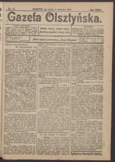 Gazeta Olsztyńska, 1910, nr 42