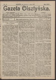 Gazeta Olsztyńska, 1910, nr 53