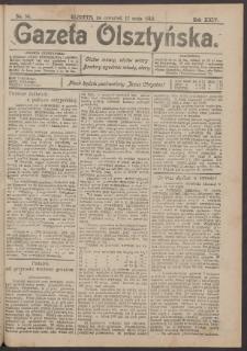 Gazeta Olsztyńska, 1910, nr 56