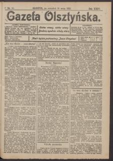 Gazeta Olsztyńska, 1910, nr 58