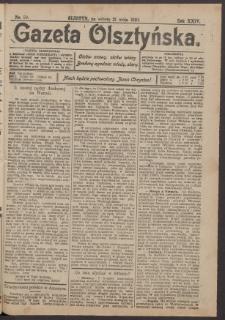 Gazeta Olsztyńska, 1910, nr 59