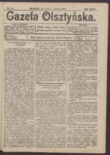 Gazeta Olsztyńska, 1910, nr 65