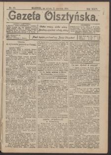 Gazeta Olsztyńska, 1910, nr 68