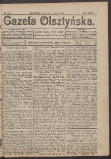 Gazeta Olsztyńska, 1910, nr 80