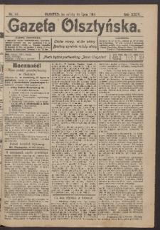 Gazeta Olsztyńska, 1910, nr 83
