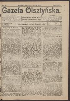 Gazeta Olsztyńska, 1910, nr 84