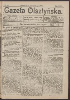 Gazeta Olsztyńska, 1910, nr 89