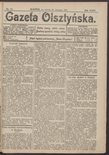 Gazeta Olsztyńska, 1910, nr 98