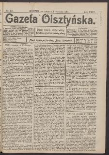 Gazeta Olsztyńska, 1910, nr 103