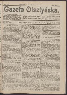 Gazeta Olsztyńska, 1910, nr 105