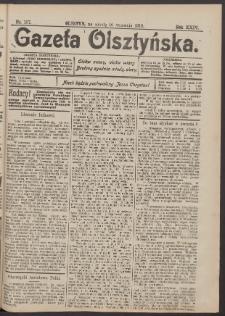 Gazeta Olsztyńska, 1910, nr 107