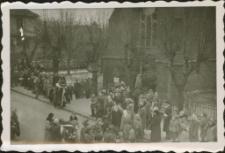 Pogrzeb senatora Tadeusza Młodkowskiego 1960. [1]