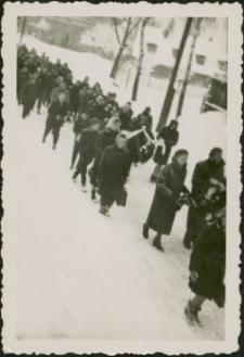 Pogrzeb senatora Tadeusza Młodkowskiego 1960. [6]