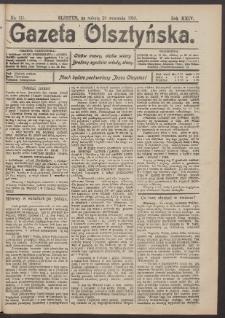 Gazeta Olsztyńska, 1910, nr 115