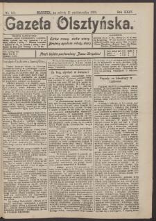 Gazeta Olsztyńska, 1910, nr 122