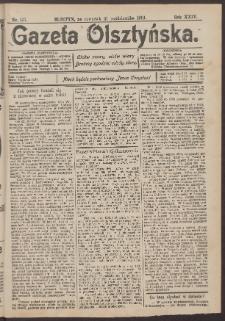 Gazeta Olsztyńska, 1910, nr 127