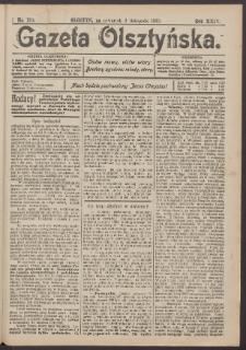 Gazeta Olsztyńska, 1910, nr 130