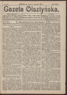 Gazeta Olsztyńska, 1910, nr 132