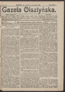 Gazeta Olsztyńska, 1910, nr 133