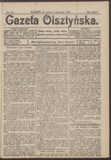 Gazeta Olsztyńska, 1910, nr 134