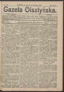 Gazeta Olsztyńska, 1910, nr 139
