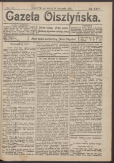 Gazeta Olsztyńska, 1910, nr 140