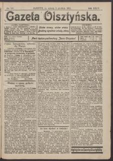Gazeta Olsztyńska, 1910, nr 143