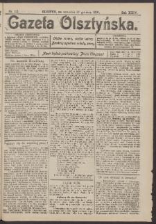 Gazeta Olsztyńska, 1910, nr 151