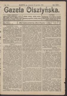Gazeta Olsztyńska, 1910, nr 153